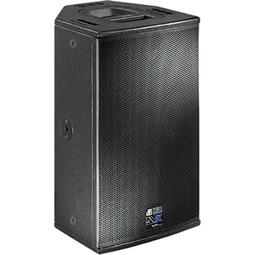 "dB Technologies DVX D10 HP 600W 10"" Active Speaker"