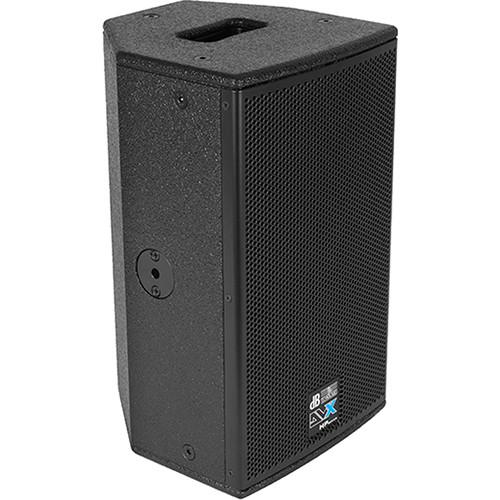 "dB Technologies DVX D8 HP 400W 8"" Active Speaker"