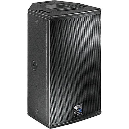 "dB Technologies DVX D10 HP 1200 Watt 10"" Active Speaker"
