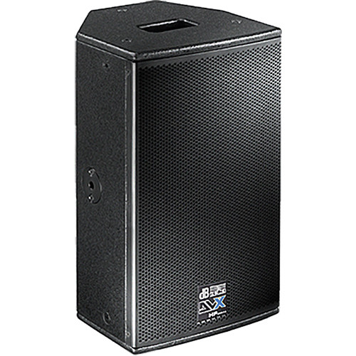"dB Technologies DVX D8 HP 800 Watt 8"" Active Speaker"