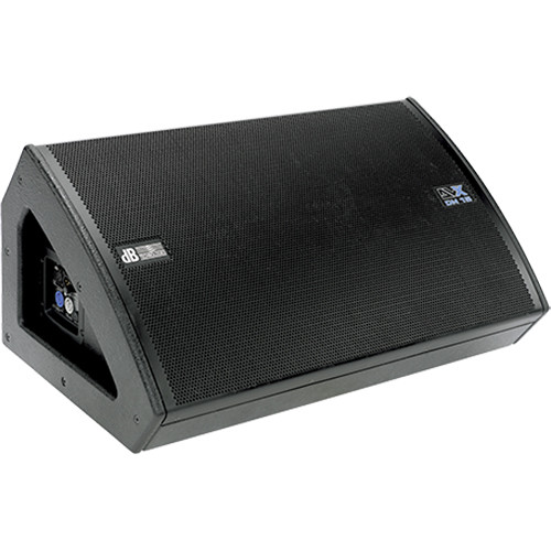 """dB Technologies DVX DM15 2-Way 750W Active 15"""" Stage Monitor"""
