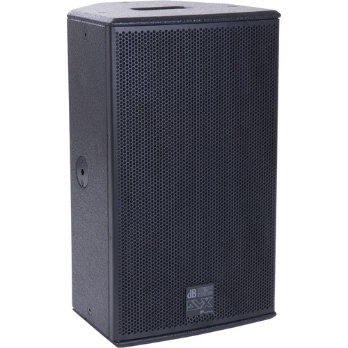 "dB Technologies DVX P10 10"" 2-Way Passive Speaker (Black)"