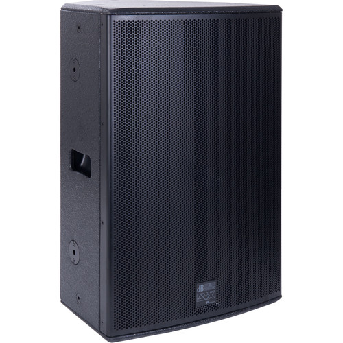 "dB Technologies DVX P15 15"" 2-Way Passive Speaker (Black)"