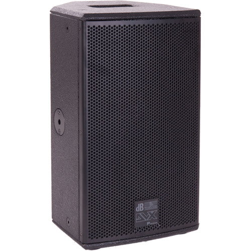 "dB Technologies DVX P8 8"" 2-Way Passive Speaker (Black)"