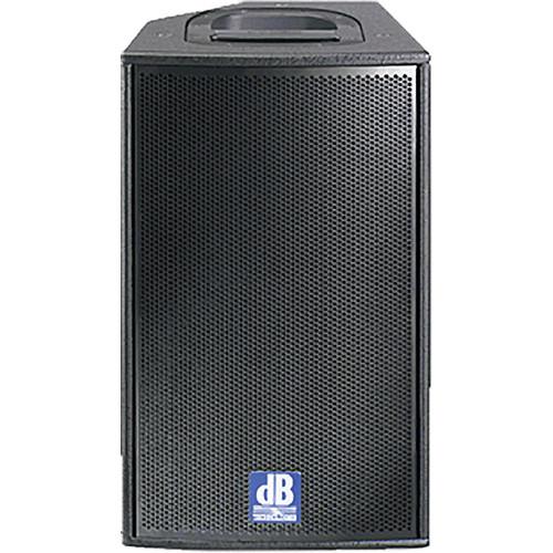 """dB Technologies FLEXSYS F10 - 400W 10"""" Active Speaker"""