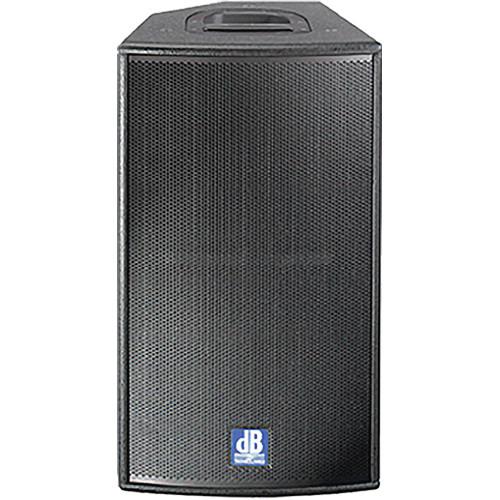 """dB Technologies FLEXSYS F15 - 800W 15"""" Active Speaker"""