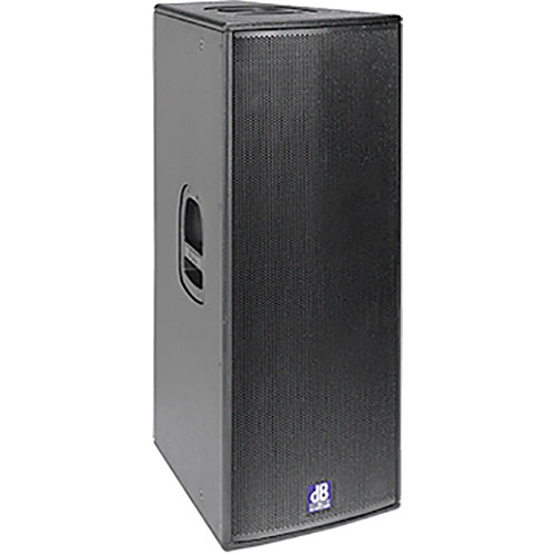 """dB Technologies FLEXSYS F212 Quasi 3-Way 1000W 2x12""""/1"""" Active Speaker"""