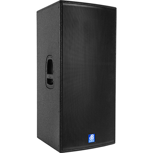 "dB Technologies FLEXSYS F315 1000W 15""/6.5""/1"" Active 3-Way Speaker"