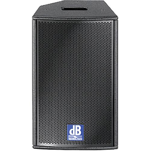 """dB Technologies FLEXSYS F8 - 400W 8"""" Active Speaker"""
