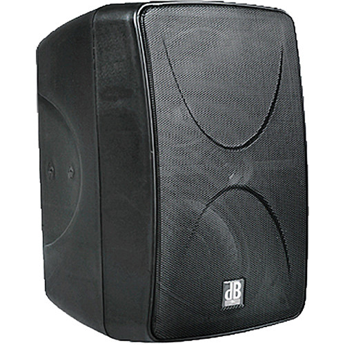 "dB Technologies K 162 160W Dual 6.5"" Active Speaker"