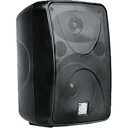"dB Technologies K 70 100W 2-Way 5"" Active Speaker"