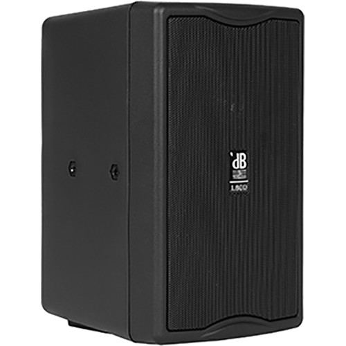 dB Technologies MINIBOX L80D 2-Way Active Speaker (80W)