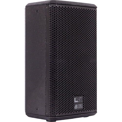 "dB Technologies LVX-8 8"" 2-Way Active Speaker (400W, Black)"