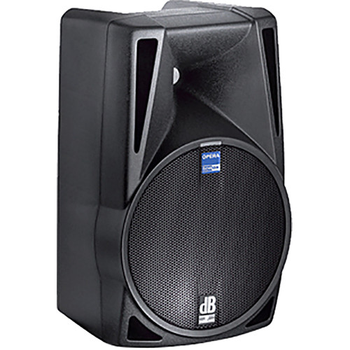 "dB Technologies OPERA 508 DX 2-Way 8"" / 1"" 400W Active Speaker"
