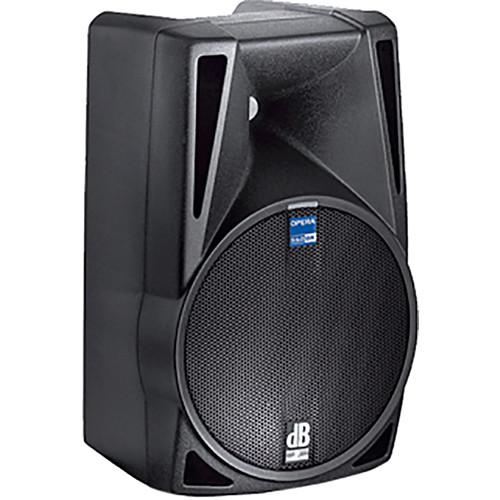 "dB Technologies OPERA 510 DX 2-Way 10"" / 1"" 400W Active Speaker"
