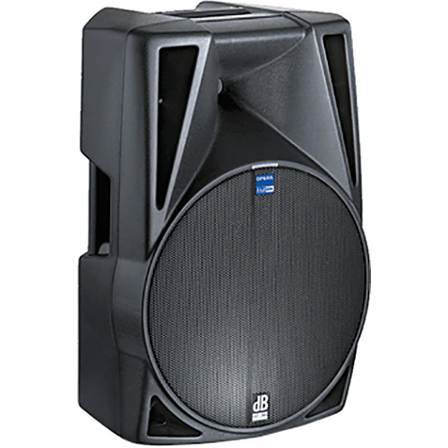 "dB Technologies OPERA 515 DX 2-Way 15"" / 1"" 400W Active Speaker"