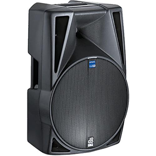 "dB Technologies OPERA 515 DX 2-Way 15"" / 1"" 400W Active Speaker"