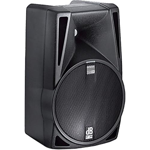 "dB Technologies OPERA 710 DX 2-Way 10"" / 1"" 700W Active Speaker"