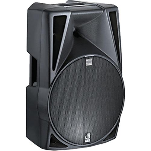 "dB Technologies OPERA 712 DX 2-Way 12"" / 1"" 700W Active Speaker"
