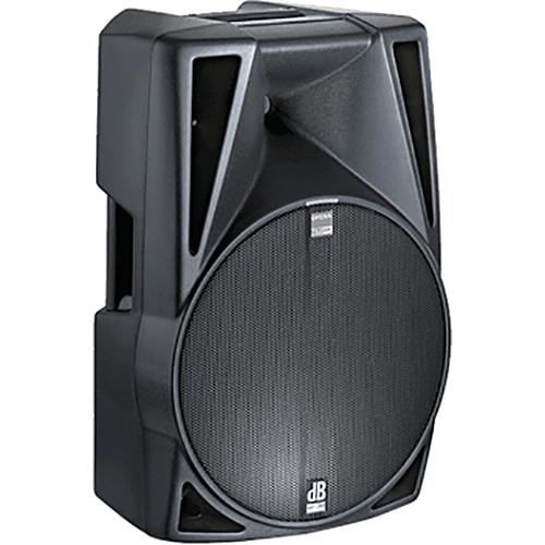 "dB Technologies OPERA 715 DX 2-Way 15"" / 1"" 700W Active Speaker"