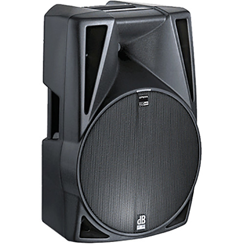 "dB Technologies OPERA 915 DX 2-Way 15"" / 1"" 900W Active Speaker"