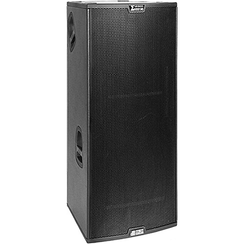 "dB Technologies SIGMA S215 Dual 15"" 1400 W Quasi 3-Way Active Speaker"