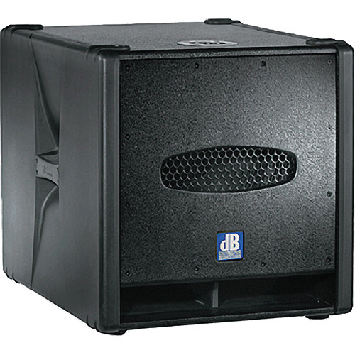 "dB Technologies Sub 05D 15"" 800W Active Subwoofer"