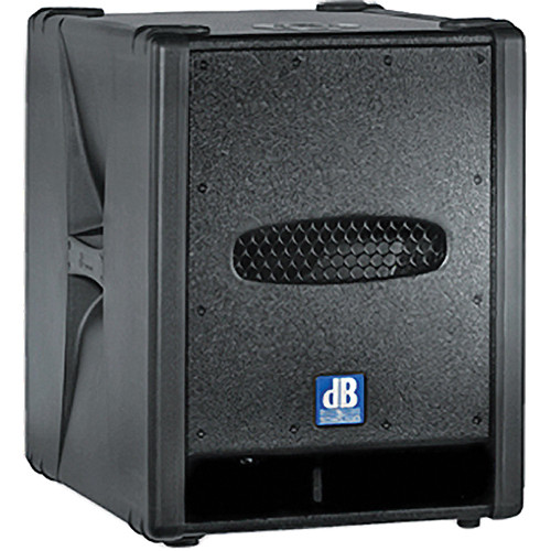 "dB Technologies SUB 12 D 12"" Active Subwoofer"