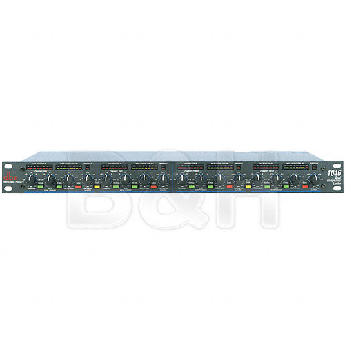 dbx 1046 - Four Channel Compressor/Limiter