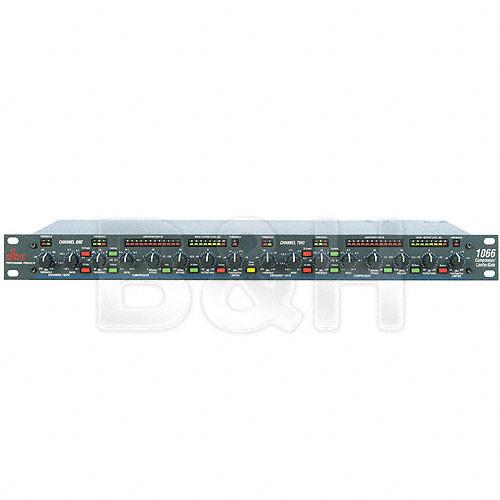 dbx 1066 - Dual Mono/Stereo Compressor/Limiter/Gate