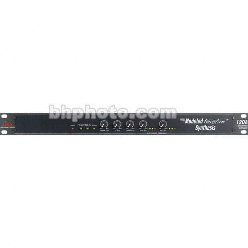 dbx 120A - Sub-Harmonic Bass Synthesizer