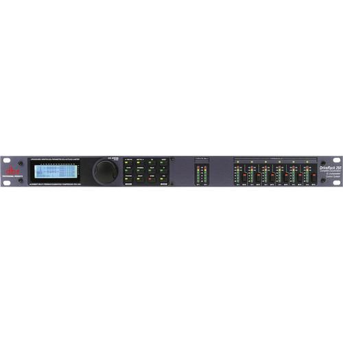 dbx DriveRack 260 Control System