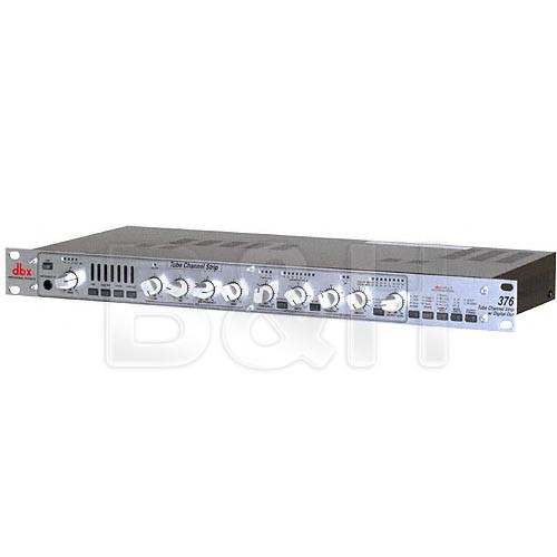 dbx 376 - Tube Channel Strip