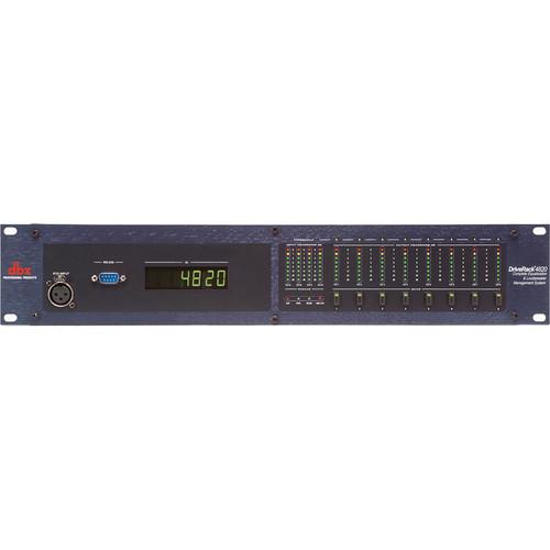 dbx DriveRack 4820TI Loudspeaker Management System with Jensen Input Transformers