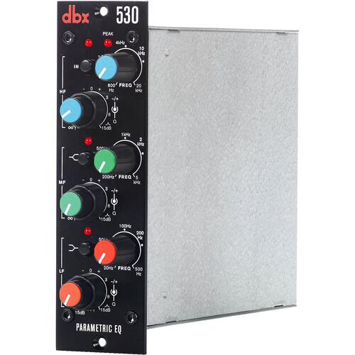 dbx 530 Parametric Equalizer (500 Series Module)