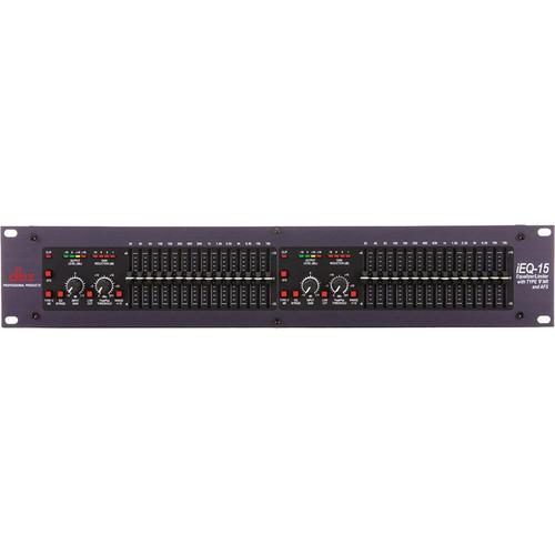 dbx iE-Q15 EQ/Limiter