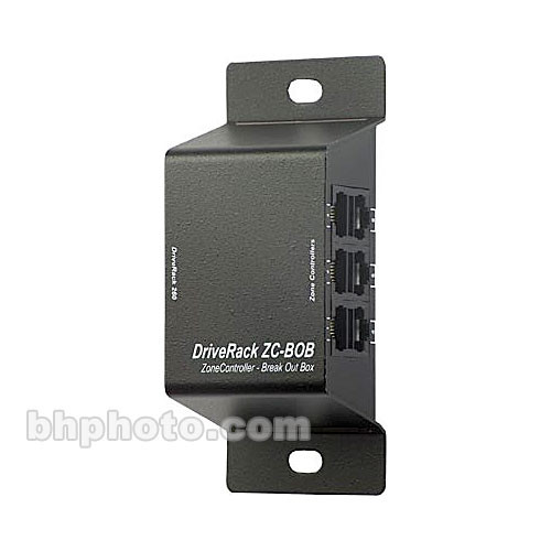 dbx ZC-BOB - Breakout Box for DriveRack and ZonePro