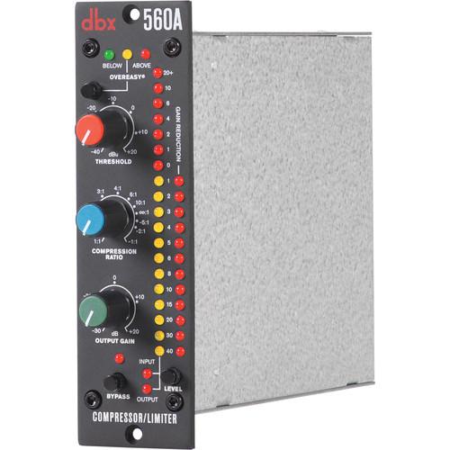 dbx 500 Series 560A Compressor/Limiter