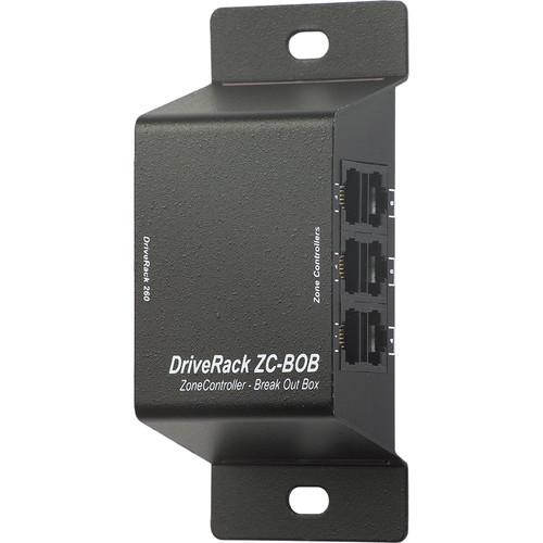 dbx ZC Bob Break Out Box for Home Run Cabling