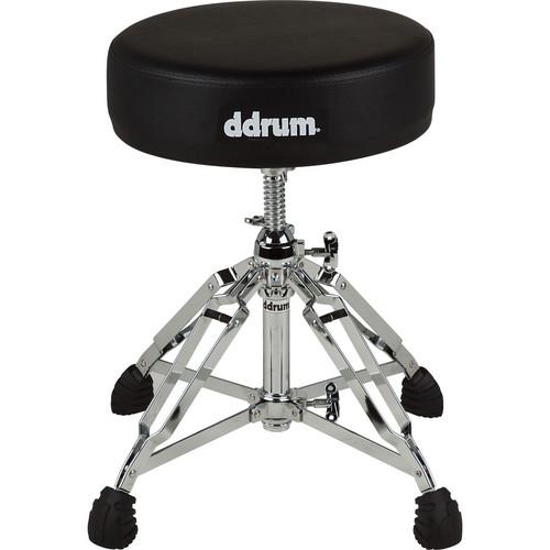 ddrum Heavy Hitter Round Drum Throne