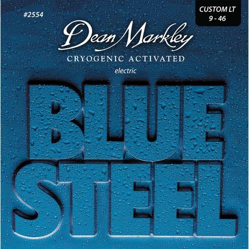 Dean Markley 2554A Blue Steel Electric Guitar Strings (9-56, 7-String Set)
