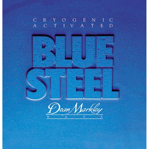 Dean Markley 2670 Blue Steel Bass Guitar Strings (40-95 Gauge, 4-String Set)