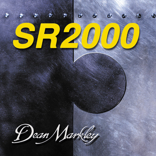 Dean Markley SR2000 Bass Guitar Strings (Light, 6-String Set, 30-125)