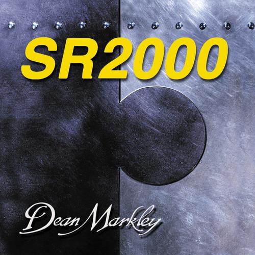 Dean Markley SR2000 Bass Guitar Strings (Medium, 6-String Set, 35-127)