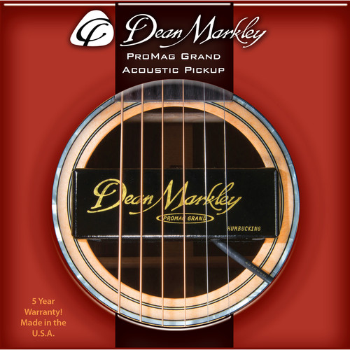 Dean Markley ProMag Grand Acoustic Guitar Pickup (Humbucker-Style)