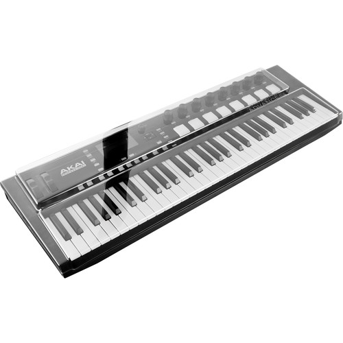 Decksaver Cover for Akai Advance 61 MIDI Keyboard Controller