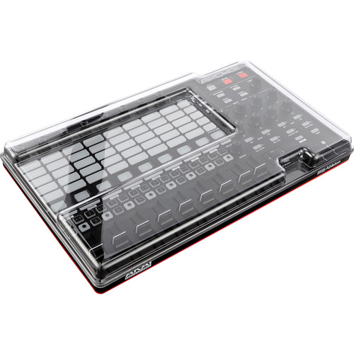 Decksaver Cover for Akai Professional APC40 mkII Controller (Smoked/Clear)