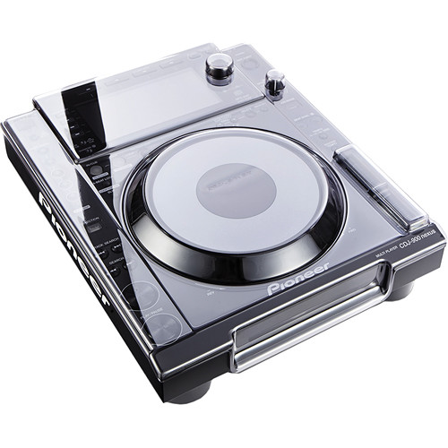 Decksaver Smoked/Clear Cover for Pioneer CDJ-900 Nexus Multiplayer