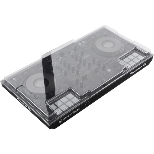 Decksaver DDJ-800 Cover for Pioneer DDJ-800 Controllers (Smoked Clear)