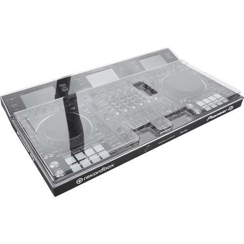 Decksaver Cover for Pioneer DDJ-RZX Mixer